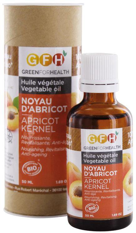 huile vegetale noyau d'abricot